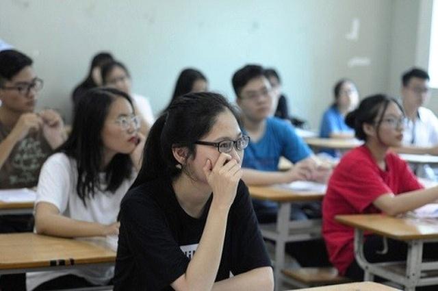34 thí sinh vi phạm quy chế trong ngày thi đầu tiên kỳ thi THPT quốc gia 2019