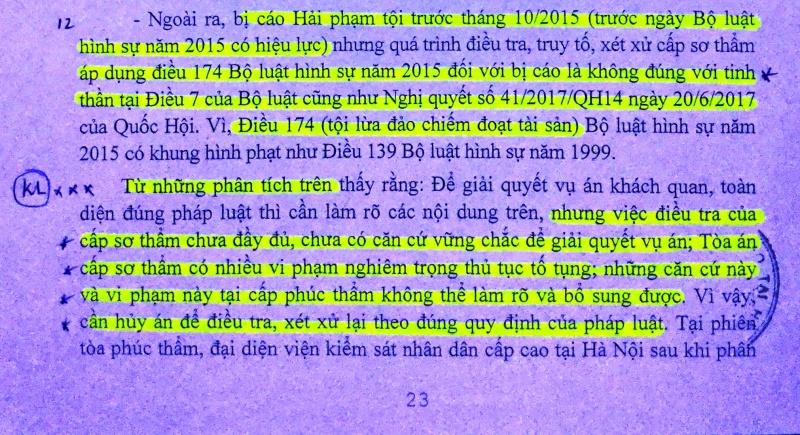 Đã đến lúc bạch hóa hoạt động điều tra, kết tội doanh nhân Phạm Thanh Hải