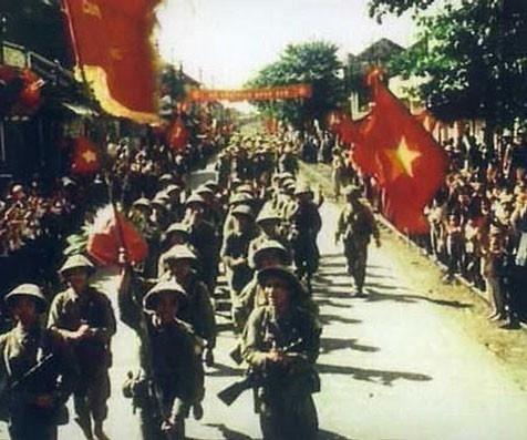 Ngày Tiếp quản thủ đô qua ký ức của cố Giáo sư Trần Quốc Vượng