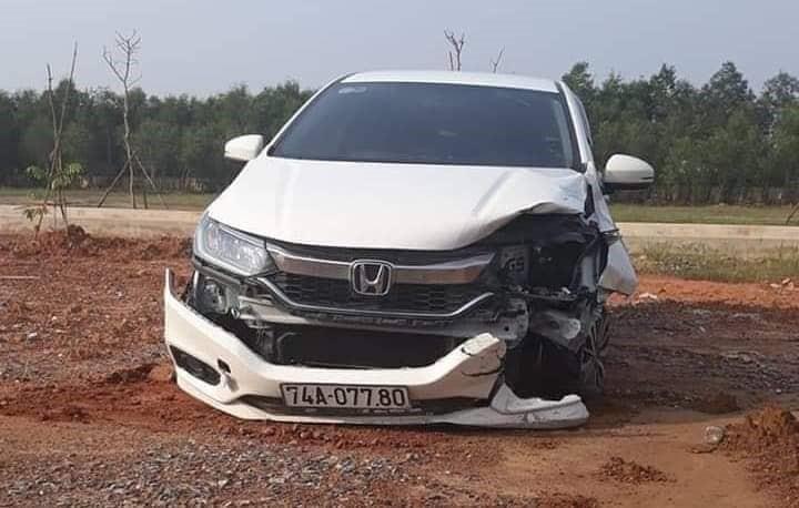 Quảng Trị: Tông 2 người nguy kịch, phó giám đốc bệnh viện lái xe bỏ chạy