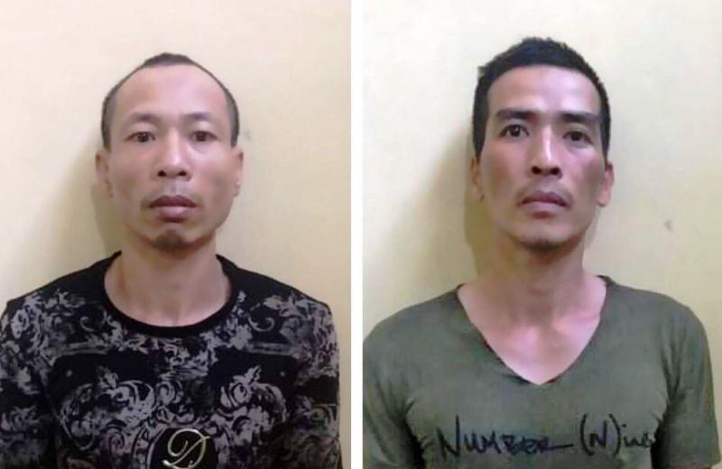 Hải phòng: CA Quận Lê Chân Phá thành công vụ trộm cắp tại công trình dự án trọng điểm