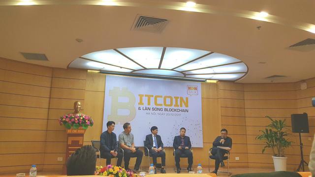 'Bitcoin không thể được coi là tiền'