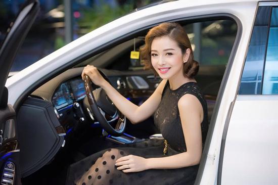 Những hình ảnh về Hoa hậu Jennifer Phạm