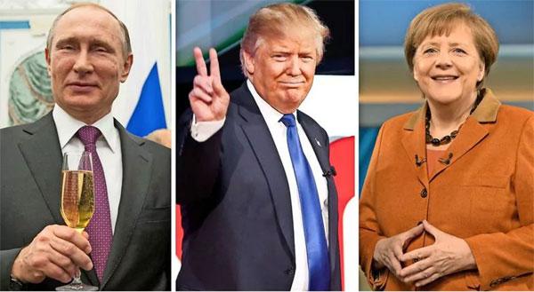 Những kỳ vọng ở năm 2018 của nguyên thủ các nước siêu cường