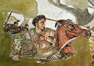 Alecxandros đại đế và Đế chế Makêđônia cổ đại