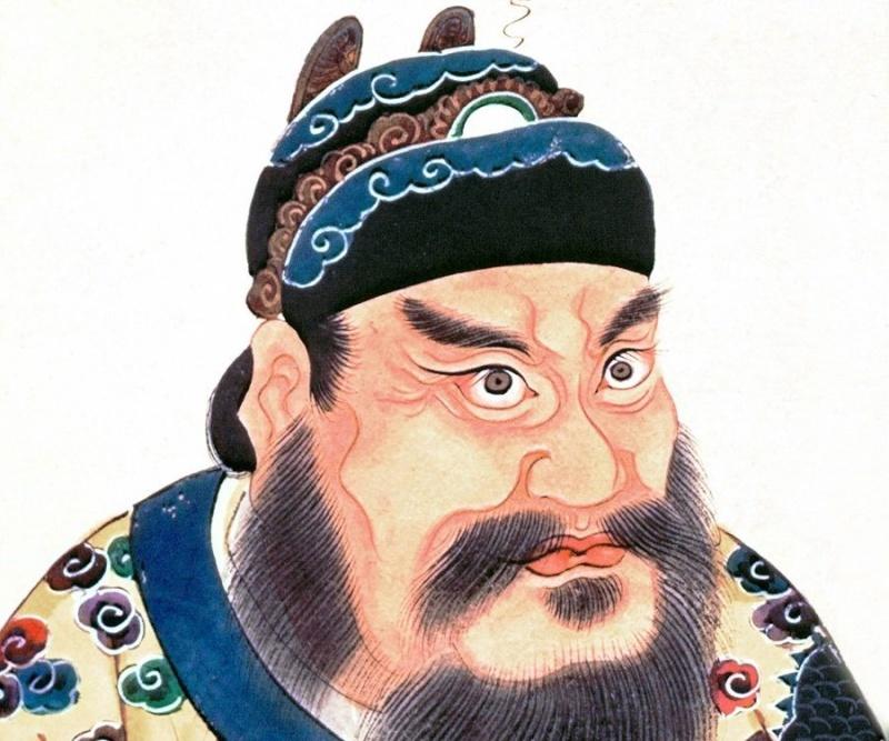 Tần Thủy Hoàng Hoàng đế đầu tiên trong lịch sử Trung Quốc