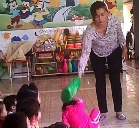 Giáo viên bạo hành học sinh, báo động đạo đức nghề Giáo
