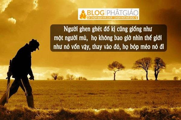 Đố kỵ - trọng bệnh của người Việt?