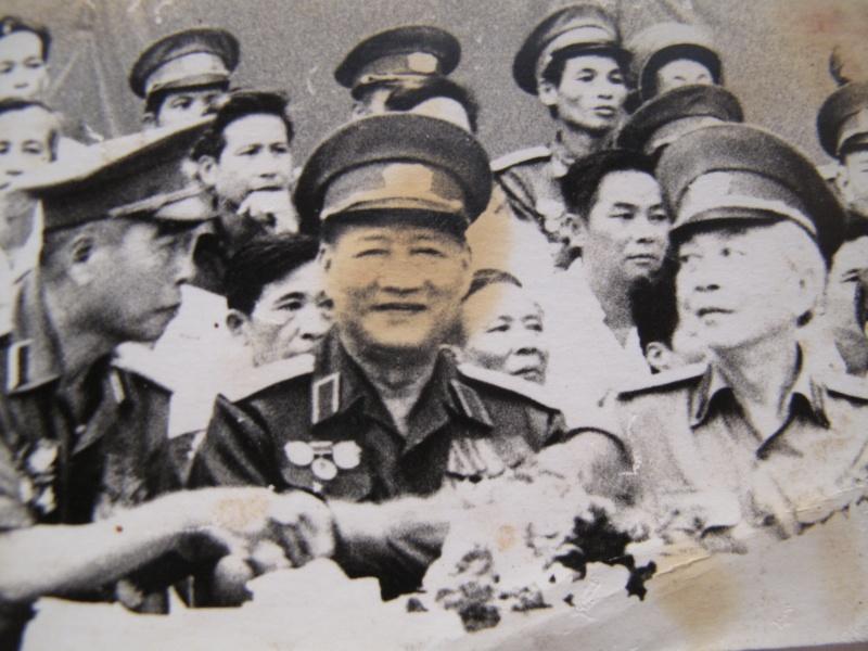 Tướng Đàm Quang Trung trong ký ức của tôi (phần II)