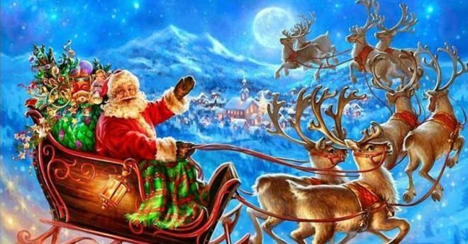 Phỏng vấn ông già Noel