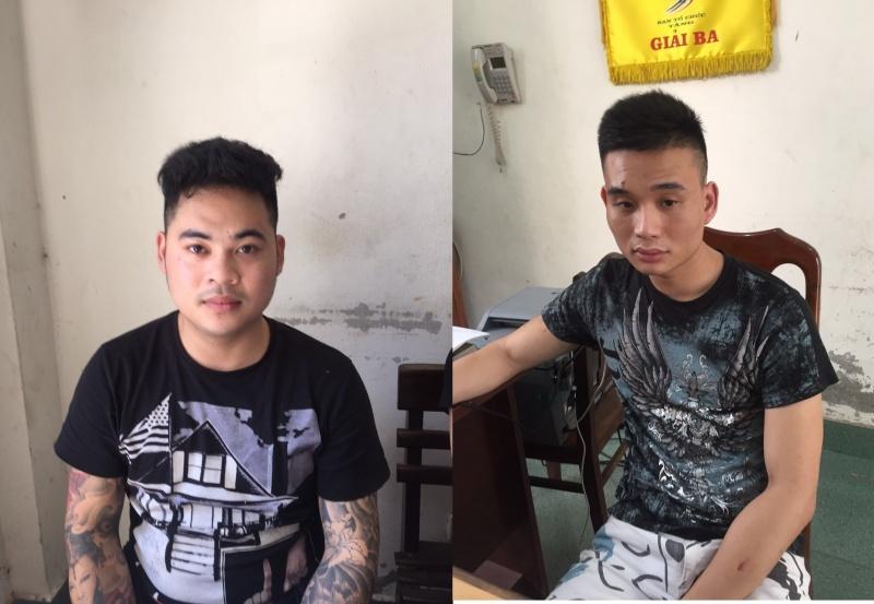 Đà Nẵng bắt 2 đối tượng trộm xe Lexus lẩn trốn ở Hưng Yên