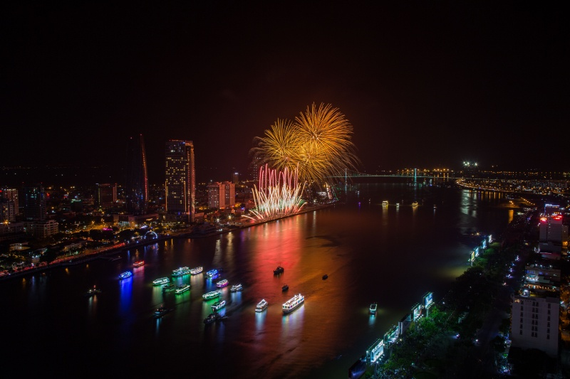 Đà Nẵng triển khai đảm bảo ANTT cho Lễ hội pháo hoa quốc tế 2019
