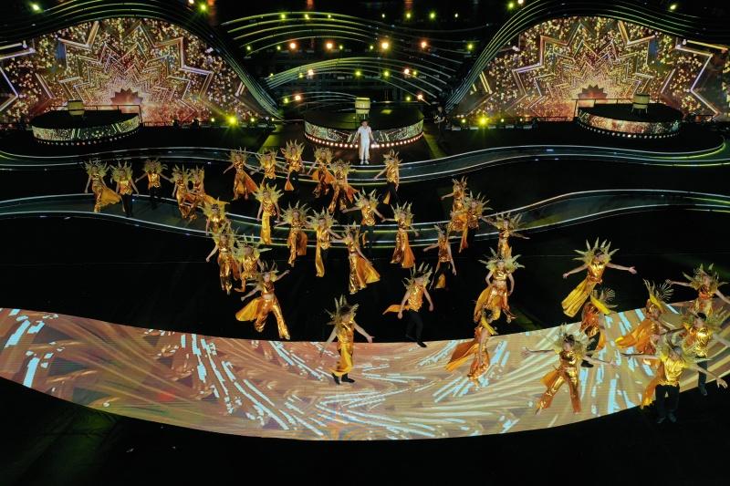 Sân khấu DIFF 2019 hoành tráng cỡ nào?