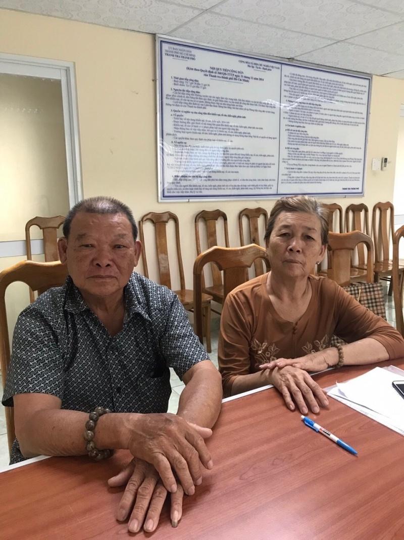 Vụ 31 người dân bị cưỡng chế khỏi mảnh đất rộng 30.000m2: Chờ kết quả xử lý của UBND TP HCM
