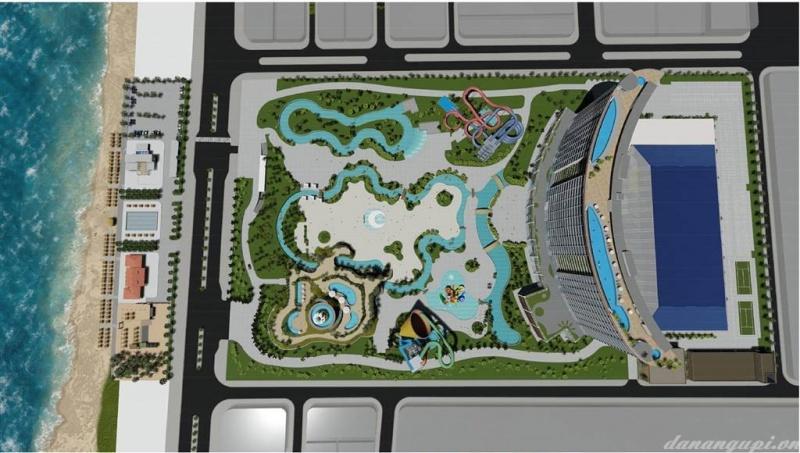 Tập đoàn Mikazuki muốn đầu tư 50 triệu USD xây dựng khu phố đêm ở Đà Nẵng