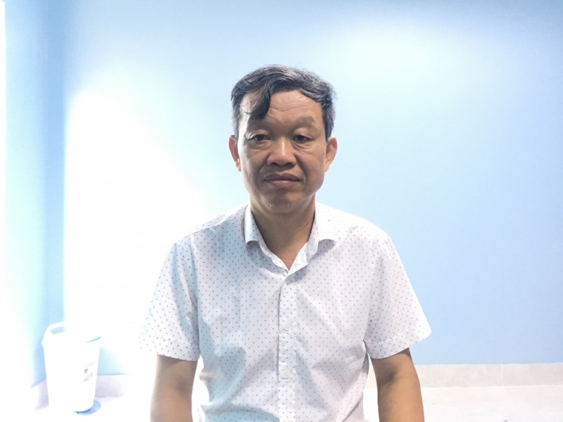 Bình Xuyên, Vĩnh Phúc: Chính quyền tắc trách, Doanh nghiệp 'lạ' vô tư san lấp trái phép