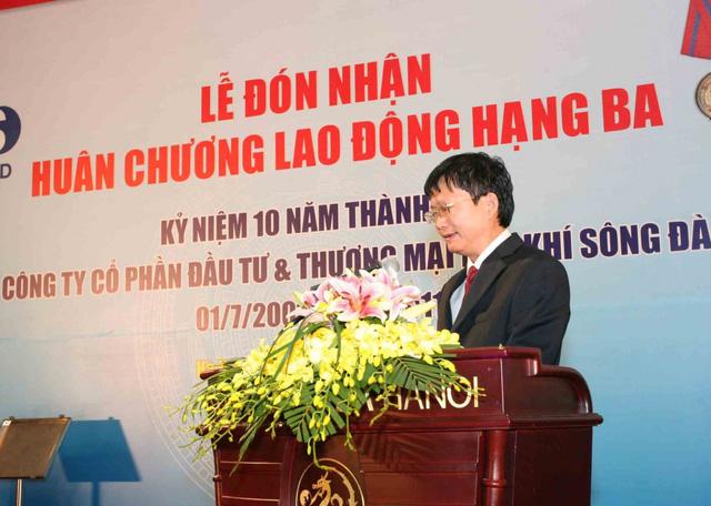 Đêm 8/12/2017 khởi tố, bắt tạm giam ông Đinh Mạnh Thắng