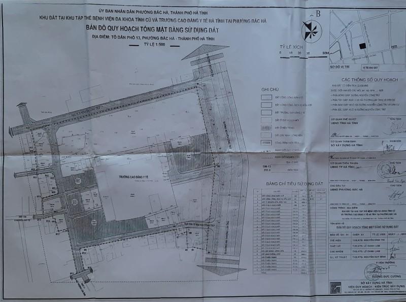 Hà Tĩnh: Bất cập trong công tác triển khai quy hoạch xây dựng