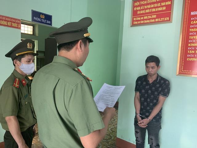 Bắt tạm giam đối tượng tổ chức cho người Trung Quốc nhập cảnh trái phép
