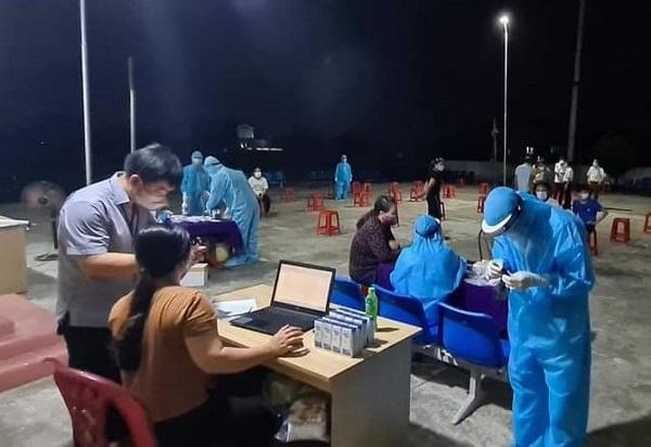 Nghệ An: Phong toả trụ sở Công an huyện vì có một ca dương tính Covid-19