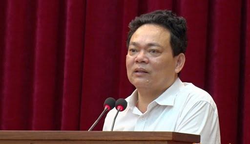 Miễn nhiệm chức vụ Phó chủ tịch UBND huyện Nghi Xuân đối với ông Phạm Tiến Hưng