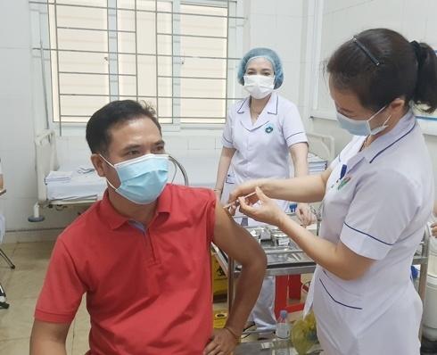 Hà Tĩnh triển khai tiêm vaccine COVID-19 đợt 4