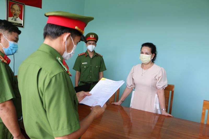 Bình Phước: Khởi tố, bắt tạm giam bị can Trần Thị Ngọc về tội trốn thuế