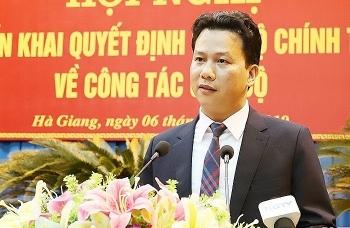 ha giang bi thu dang quoc khanh duoc phe chuan lam truong doan dai bieu quoc hoi khoa 14