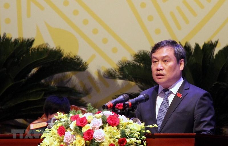 quang binh khai mac dai hoi dai bieu lan thu xvii nhiem ky 2020 2025