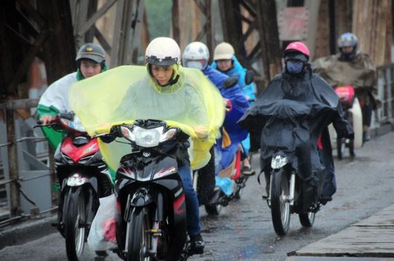 Miền Bắc mưa rét, Hà Nội thấp nhất 18 độ C