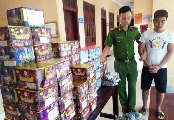 nghe an bat giu doi tuong tang tru van chuyen phao lau
