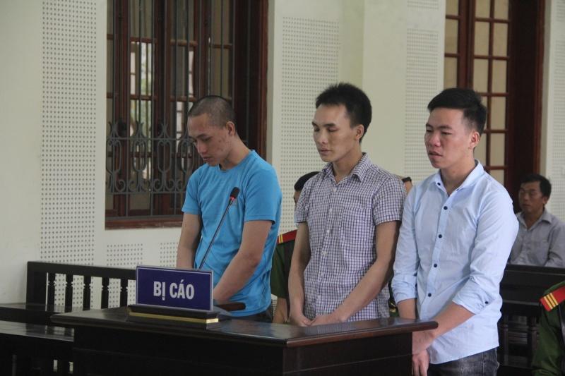 Nghệ An: Vận chuyển trái phép hơn 3 yến ma túy, 3 đối tượng lãnh án tử hình