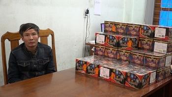 bat giu doi tuong tang tru van chuyen 62kg phao no