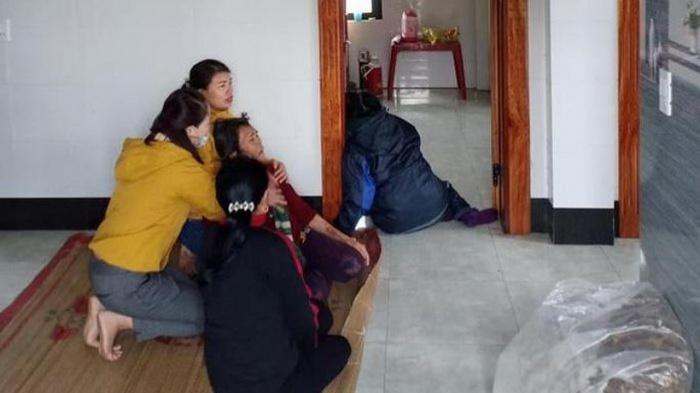 Sưởi ấm bằng than, 4 mẹ con thương vong