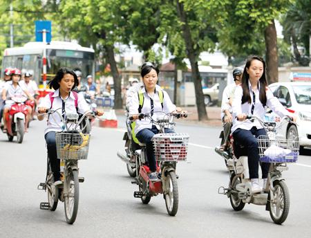 doanh nghiep ngoai de nghi vn siet chat quan ly xe dien