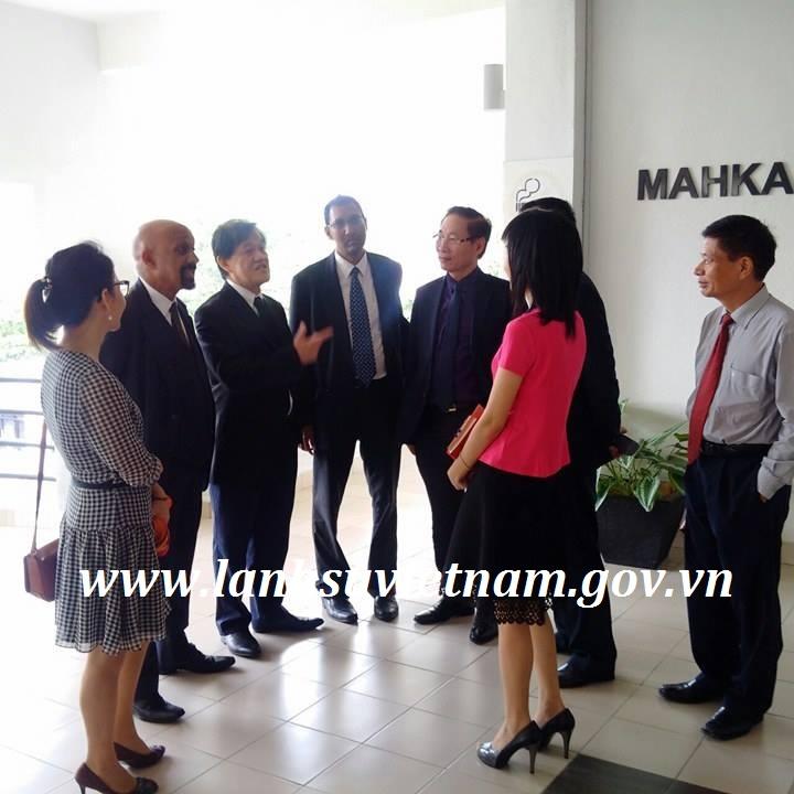 Phiên tòa xét xử công dân Việt Nam Đoàn Thị Hương ngày 13/04/2017