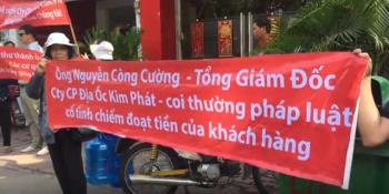 khach hang tiep tuc cang bang ron to cong ty kim phat