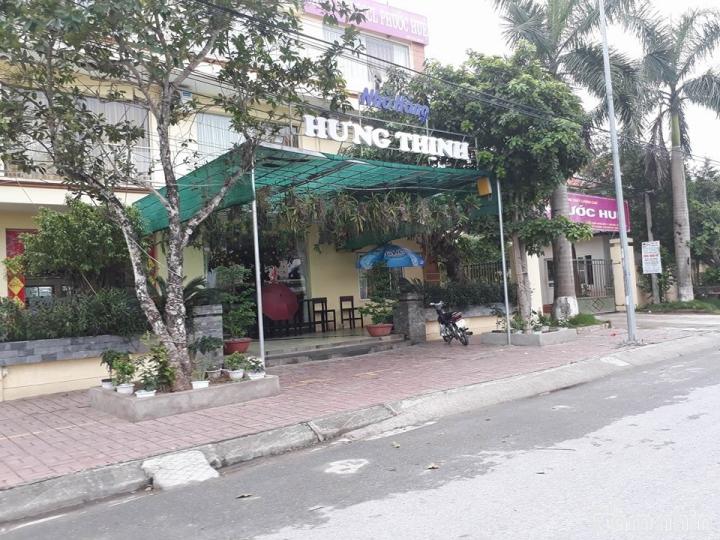 hung yen nha hang biet thu khong phep moc tren dat truong hoc