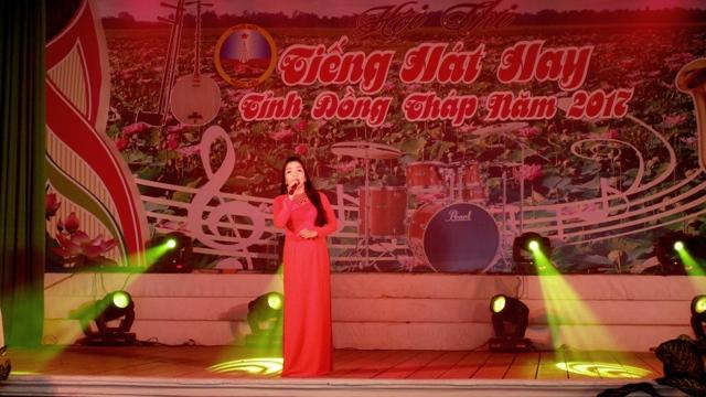 tieng hat hay tinh dong thap nam 2017
