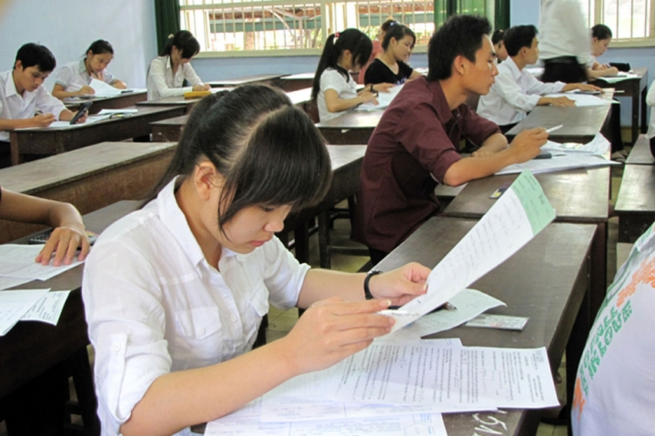 Công bố 6 điều chỉnh trong kỳ thi THPT quốc gia, đề xuất cho năm 2019 và năm 2020