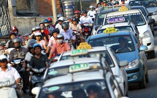 taxi truyen thong lai than ve de xuat moi cua ha noi