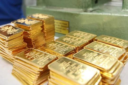 Giá vàng hôm nay 19/9: Vàng SJC giảm thêm 20.000 đồng/lượng