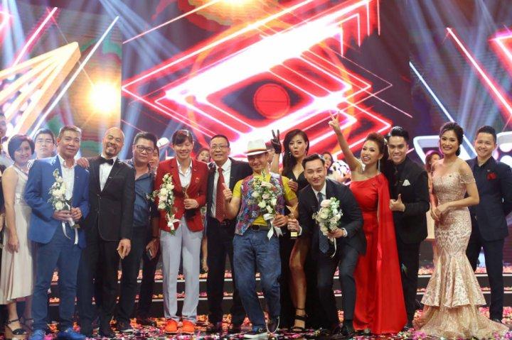 vtv awards 2017 bao thanh thang ap dao nha phuong tay trang ra ve