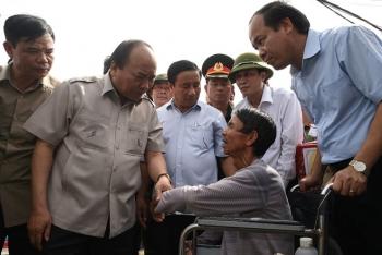 thu tuong khong de con canh tieu dieu noi bao qua