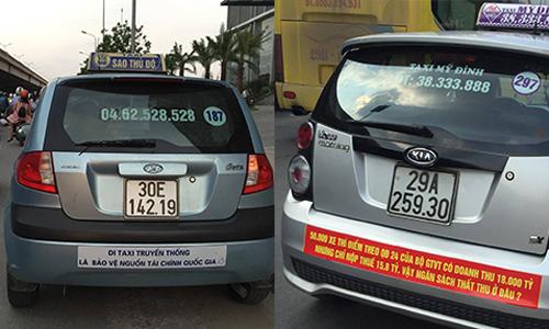 taxi truyen thong cap tap chong e
