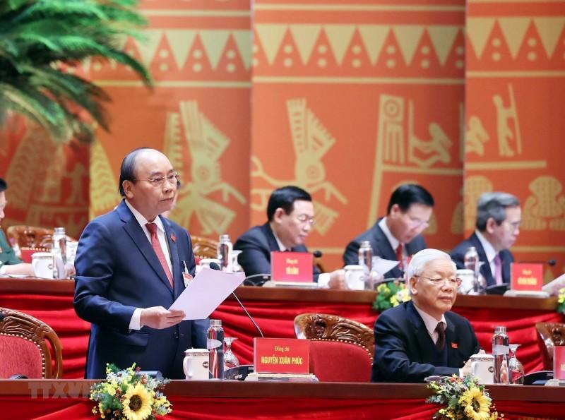 Đại hội Đảng XIII: Ngày 27.1, các đại biểu thảo luận nội dung văn kiện