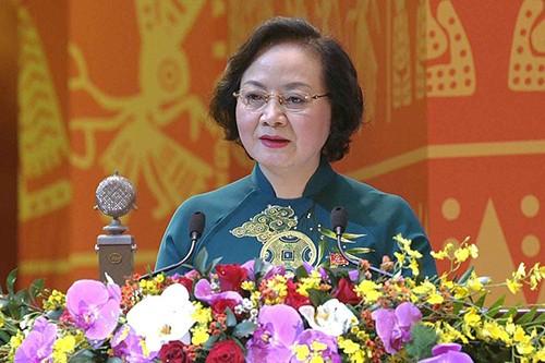 Tiếp tục đẩy mạnh cải cách hành chính và xây dựng nền hành chính nhà nước