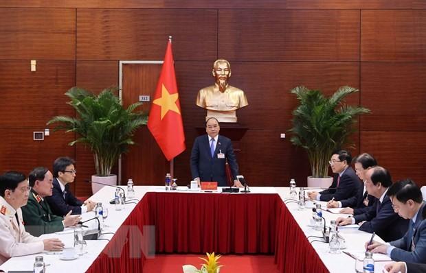 Thủ tướng: Triển khai các biện pháp mạnh mẽ phòng chống dịch COVID-19