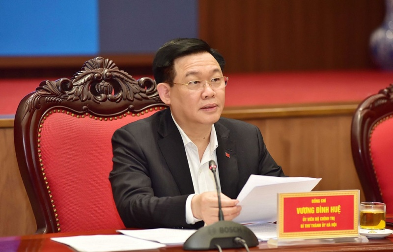 Hà Nội: Ban hành 6 đồ án quy hoạch phân khu 4 quận nội đô