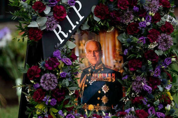 Tang lễ Hoàng thân Philip sẽ được cử hành hôm nay